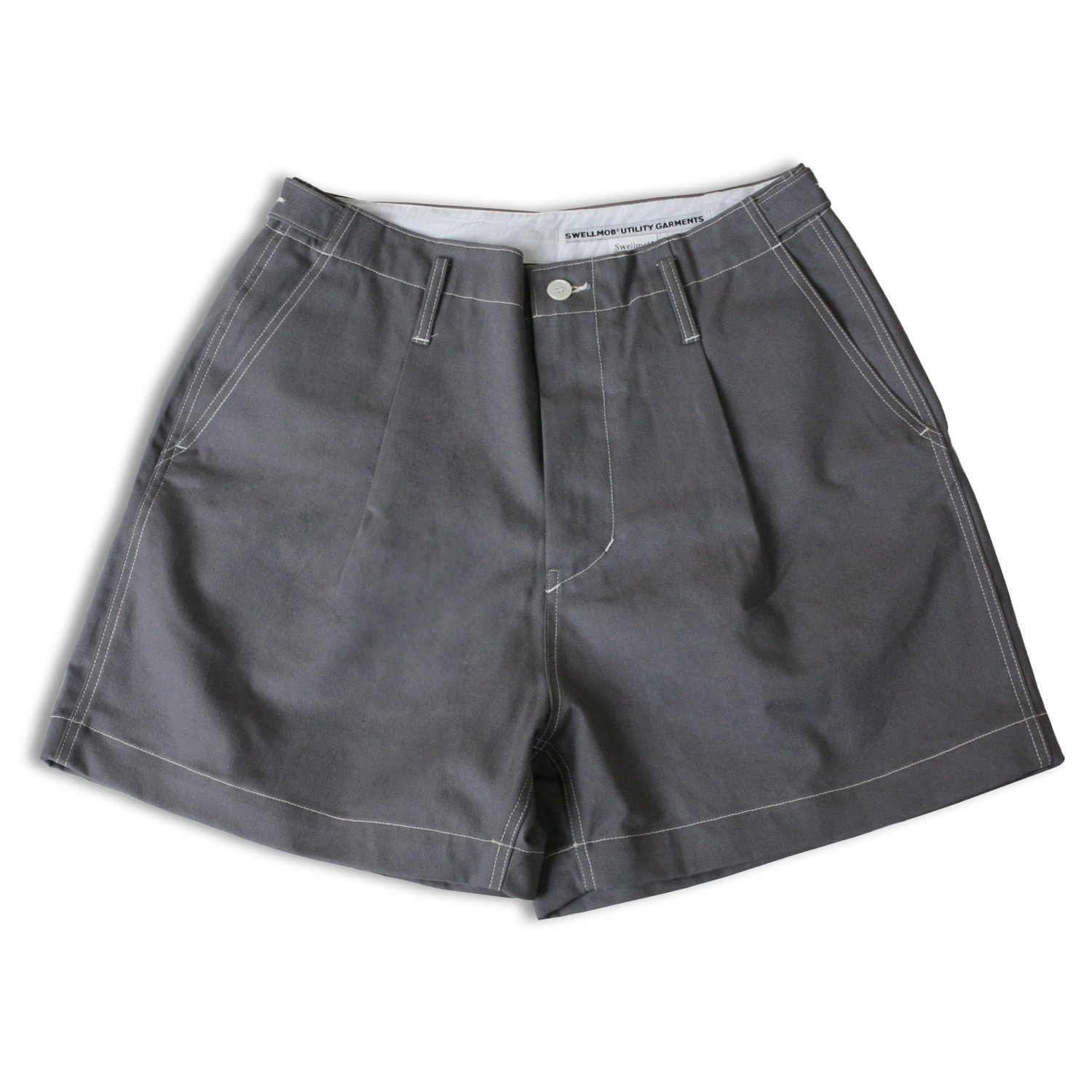 Officer shorts vol.2 grey