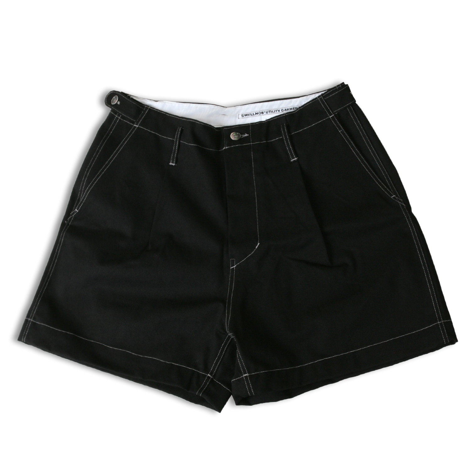Officer shorts vol.2 black