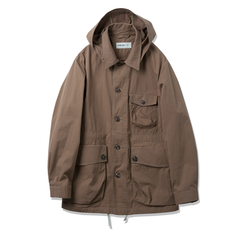 305. R1 Field Jumper Brown
