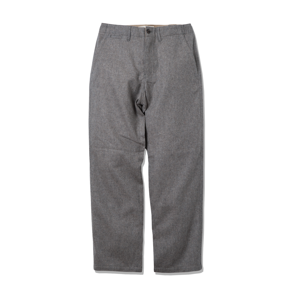 506. Homespun Pants Grey