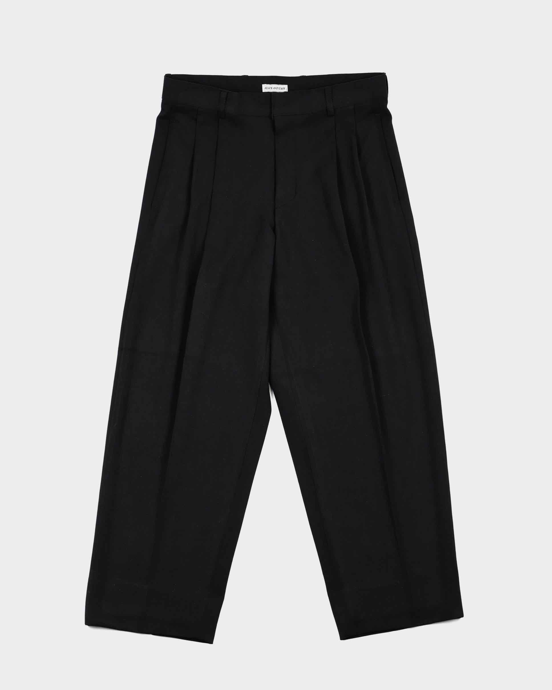 Lyon Pants Black