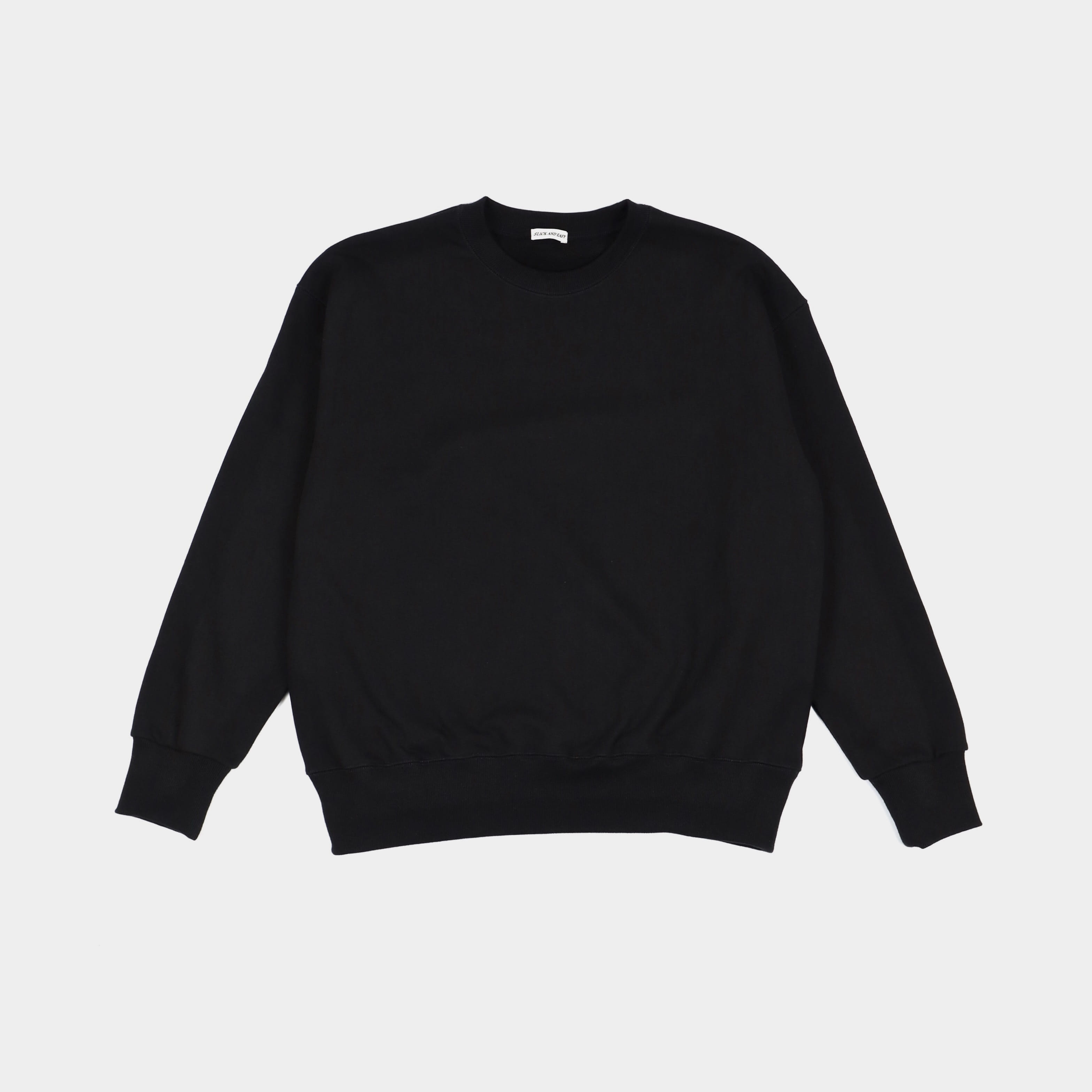 Tonki Sweatshirt Black