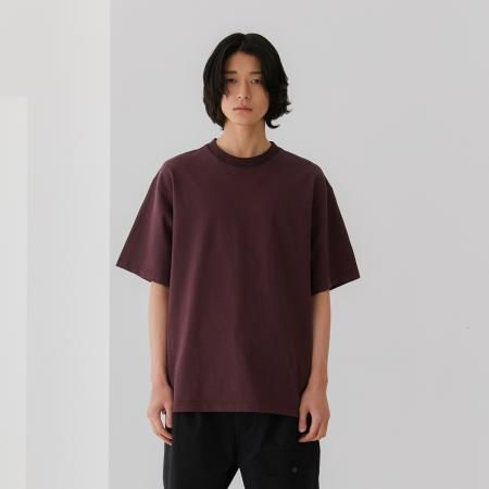 ESSENTIAL T-SHIRTS (WINE)
