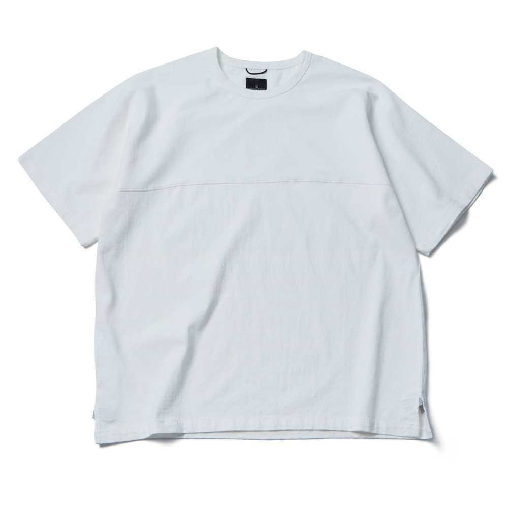 A.H LESS HALF SLEEVE OFF WHITE